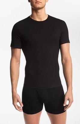 Men's Spanx Crewneck Cotton Compression T-Shirt $58 thestylecure.com