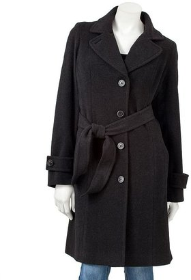 Bromley wool walker coat