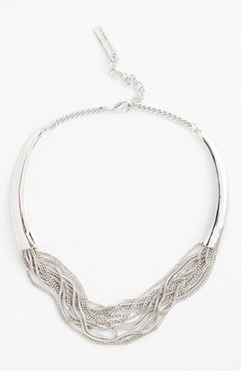 Vince Camuto 'By the Horns' Collar Necklace