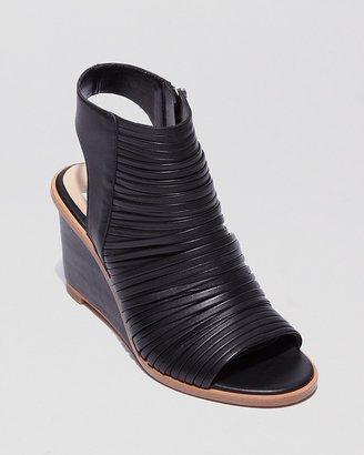 Dolce Vita Open Toe Wedge Sandals - Fain