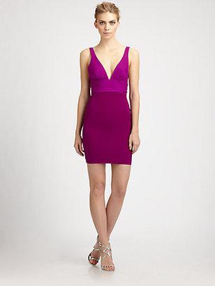 Jay Godfrey Silk Yates Dress