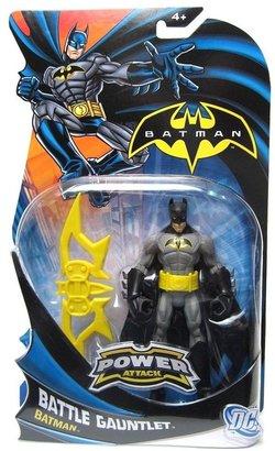 Batman Power Attack Mission Battle Gauntlet