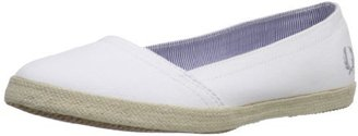 Fred Perry Women's Booker Washed Espadrille