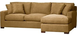 Crate & Barrel Axis 2-Piece Right Arm Chaise Sectional