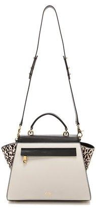 Zac Posen Leopard Eartha Soft Bag