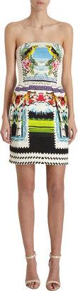 Mary Katrantzou Alias Strapless Dress