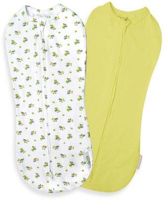 SwaddleMe® SwaddlePod® Newborn 2-Pack in Hungry Caterpillar