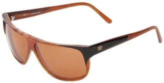 Valentino d-frame sunglasses