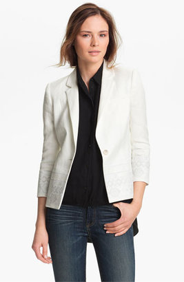 Elizabeth and James 'Hazel' Embroidered Blazer