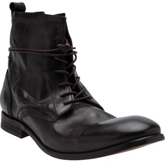 Hudson H By lace-up military boot