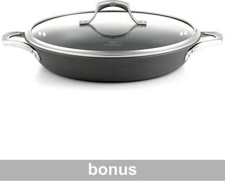 Calphalon Contemporary Stainless Steel 2.5 Qt. Covered Saucepan with Double Boiler