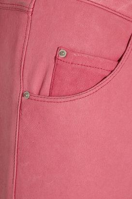 IRO Rafaela skinny leather pants
