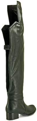 Jeffrey Campbell Backside - Over the Knee Open Back Boot