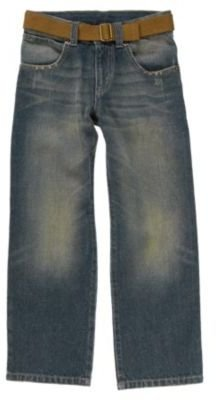 Crazy 8 Belted Slouch Jean