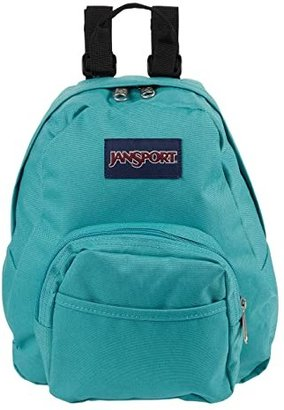 JanSport Half Pint (Classic Teal) Backpack Bags