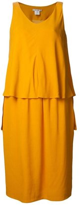 Carven sleeveless double layer dress