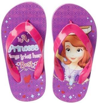 Disney Sofia The First Flip Flop (Toddler/Big Kid)
