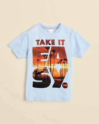 Diesel Boys' Tibiby Take it Easy Tee - Sizes S-XXL