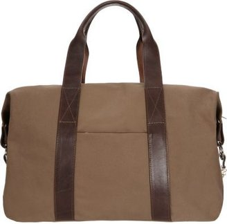 Barneys New York Small Canvas Duffel Bag