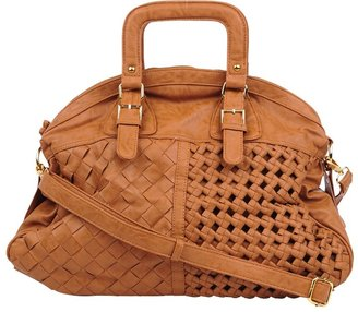 Urban Expressions Woven Satchel