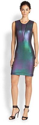 Cynthia Rowley Seamed-Waist Dress