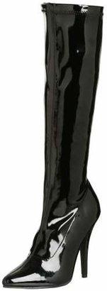 Pleaser USA Women's Seduce-2000 Knee-High Boot