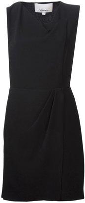 3.1 Phillip Lim asymmetric draped dress