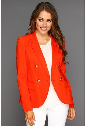 Juicy Couture Italian Honeycomb Blazer (Pomme) - Apparel