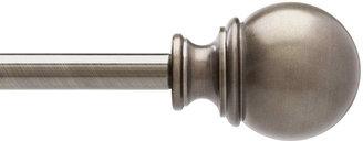 Umbra Vale Ball 5/8 Adjustable Curtain Rod