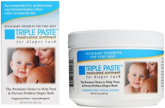 Triple Paste Baby Care Gift Basket - 6 pc