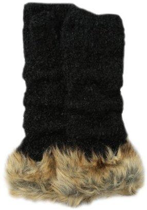 San Diego Hat Company San Diego Hat Women's Fingerless Faux Fur Glove