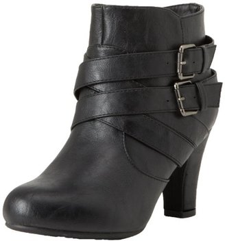 Madden-Girl Women's Prittyy Ankle Boot