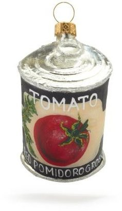 Sur La Table Can of Tomatoes Ornament