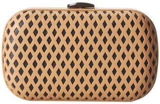 Loeffler Randall Minaudiere Clutch Handbag