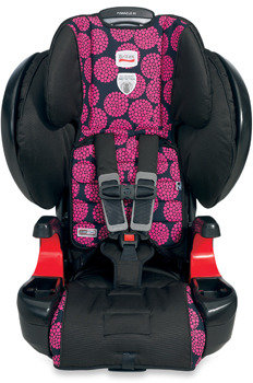 Britax Pinnacle™ 90 Combination Harness-2-Booster™ - Black/Magenta