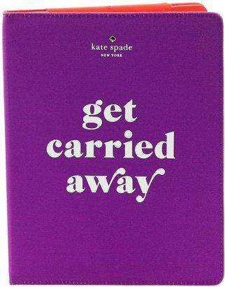 Kate Spade Get Carried Away iPad Folio