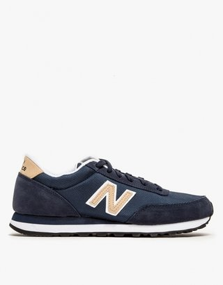 New Balance 501 in Navy