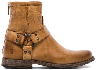 Frye Phillip Harness Boot