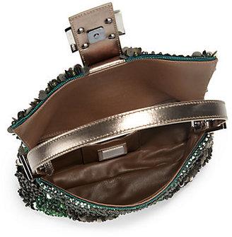 Fendi Paillettes Shoulder Bag