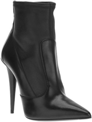 Giuseppe Zanotti Design pointed toe boot
