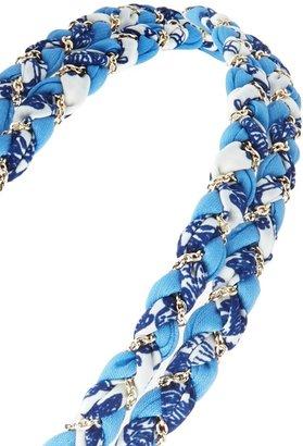 Forever 21 Underground Woven Chain Headband