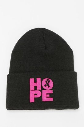UO Young Survival Coalition X Hope Beanie