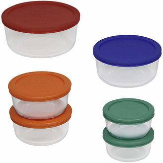 Pyrex Simply 12-pc. Store Bowl Set