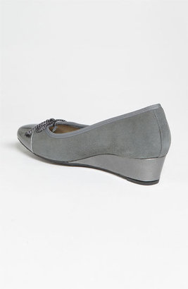 French Sole 'Diverse' Wedge Pump