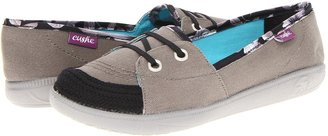 Cushe Hyper-Lite Lace (Charcoal) - Footwear