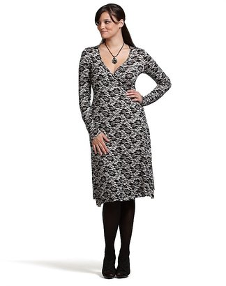 Rachel Pally White Label Plus Size Wrap Dress