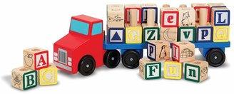 Melissa & Doug Alphabet Truck