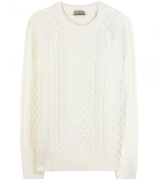 Closed CABLE KNIT PULLOVER