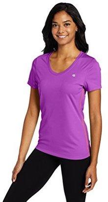 Champion Women's Powertrain T-Shirt $8.27 thestylecure.com