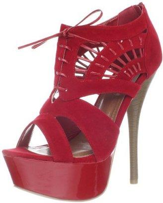Liliana Women's Ancolie-3 Platform Sandal